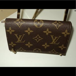 Authentic Louis Vuitton Tresor Wallet